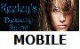 Keeleys Beauty Salon Mobile Website